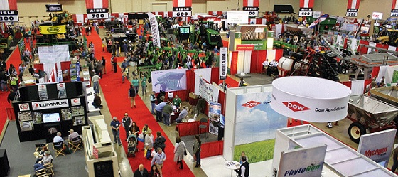 2021 Mid-South Farm and Gin Show